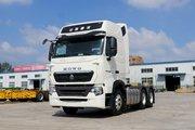 中国重汽 HOWO T7H重卡 480马力 6X4 AMT自动挡牵引车(ZZ4257V324HE1B)