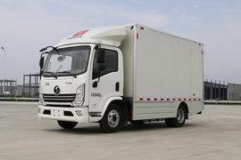 中通客車 天權 4.5T 4.13米純電動保溫車(陜汽K3000)89.128kWh