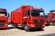 陕汽重卡 德龙L3000 旗舰版 220马力 4X2 6.75米仓栅式载货车(SX5180CCYLA12)