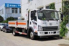 一汽解放 虎VH 120马力 4X2 4.2米栏板气瓶运输车(5档)(CA5045TQPP40K17L1E5A84)