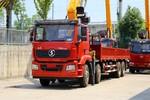 陕汽重卡 德龙新M3000 复合版 300力 6X4 8.5米随车吊(国六)(SX5259JSQMB4F2)