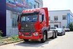 中国重汽 豪沃N7W重卡 460马力 6X4 AMT自动挡牵引车(ZZ4255N3246E1)