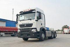 中国重汽 HOWO TX7重卡 430马力 6X4 牵引车(ZZ4257V324GE1)