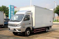 福田时代 小卡之星1 116马力 3.33米单排厢式微卡(BJ5040XXY-AC) 卡车图片