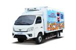 福田时代 小卡之星1 116马力 4X2 3.7米冷藏车(BJ5040XLC-AA)