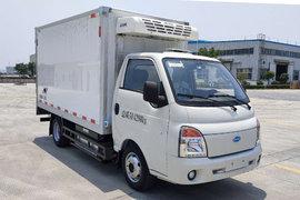 南京金龙 开沃K10 4.2T 3.54米电动冷藏车61.82kWh
