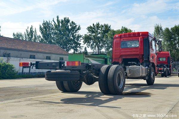 优惠2万苏州陕汽德龙L3000载货车促销中