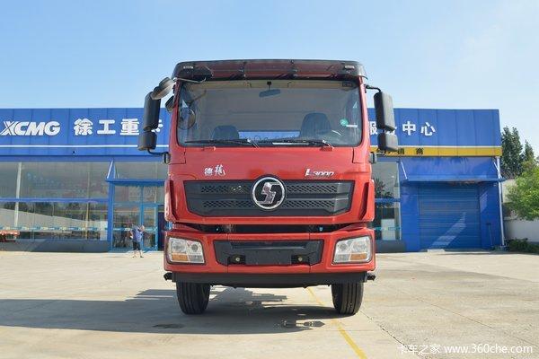 陕汽重卡 德龙L3000 240马力 4X2 6.8米仓栅式载货车(国六)(SX5189CCYLA501F2)