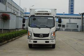 南京金龙 开沃K15 4.5T 4米纯电动冷藏车89.12kWh