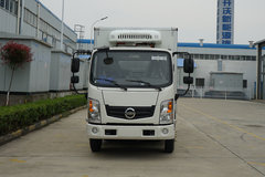 南京金龙 K15 4.5T 4米单排电动冷藏车(NJL5043XLCEVA)89.12kWh