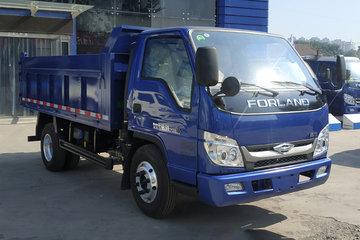 福田 时代金刚 115马力 4X2 3.5米自卸车(国六)