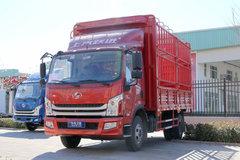 跃进 超运C500-33 156马力 4.2米单排仓栅式轻卡(速比4.375)(SH5042CCYZFDDWZ4) 卡车图片
