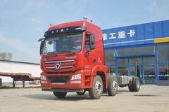 徐工 �h�L(汉风)G5 240马力 6X2 7.8米排半厢式载货车(NXG5250XXY5) 卡车图片