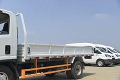 江西五十铃 翼放ES5 170马力 4.17米单排栏板轻卡(国六)(JXW1040CDJA2)
