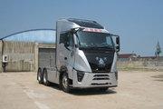 中国重汽 黄河 X7重卡 540马力 6X4牵引车(国六)(ZZ4257W344XF1)