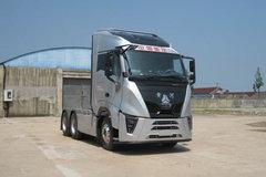 中国重汽 黄河 X7重卡 540马力 6X4牵引车(国六)(ZZ4257W344XF1) 卡车图片