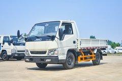 江铃 顺达窄体 116马力 3.1米单排栏板轻卡(JX1041TA25) 卡车图片