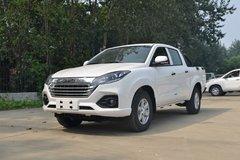 江铃 新宝典 2020款 舒适版 2.5T柴油 140马力 两驱 标轴距双排皮卡(国六) 卡车图片
