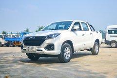 江铃 新宝典 2020款 舒适版 2.5T柴油 140马力 两驱 长轴距双排皮卡(国六)(5挡)