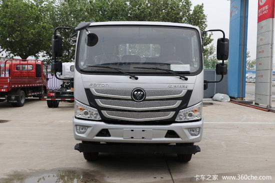 福田 欧马可S3系 156马力 4X2 扫路车(国六)(BJ5084TSLE6-H2)