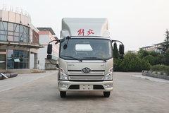 解放 领途 148马力 4.2米单排栏板轻卡(CA1040P40K56L2E5A84) 卡车图片