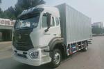 中国重汽 豪瀚N5W中卡 220马力 4X2 7.8米厢式载货车(ZZ5185XYKK5613E1)图片