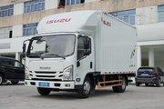 江西五十铃 翼放EC7 116马力 4.2米单排厢式轻卡(JXW5040XXYBDJ2)