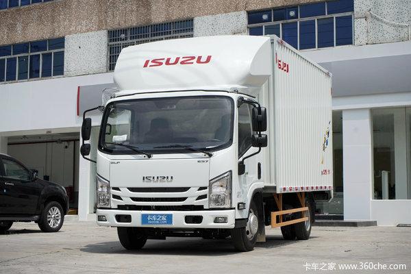 新车到店 清远市翼放ES载货车仅需14.61万元
