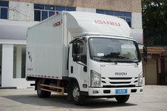 江西五十铃 翼放ES7 170马力 4.2米单排厢式轻卡(国六)(JXW5040XXYCDJB2) 卡车图片