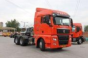 中国重汽 汕德卡SITRAK G7重卡 440马力 6X4 LNG牵引车(国六)(12挡)(ZZ4256V384HF1LB)
