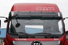 福田 欧航R系(欧马可S5) 220马力 6.8米排半厢式载货车(国六)(BJ5186XXY-1M) 卡车图片