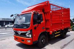 东风 福瑞卡F6 千钧王 170马力 4.15米单排仓栅式轻卡(EQ5041CCY8GDFAC) 卡车图片