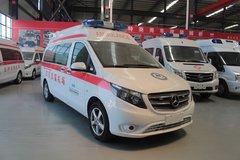 奔驰 210马力 4X2 救护车(程力威牌)(CLW5031XJH5)