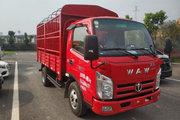 飞碟奥驰 X1系列 110马力 3.66米单排仓栅轻卡(FD5040CCYW16K5-3)