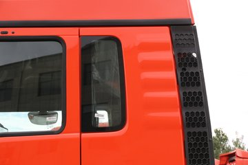 中国重汽 汕德卡SITRAK G5重卡 畅行版 240马力 4X2 6.8米栏板载货车(ZZ1186M501GE1)图片