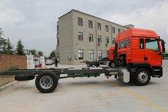 中国重汽 汕德卡SITRAK G5重卡 畅行版 240马力 4X2 6.8米栏板载货车(ZZ1186M501GE1) 卡车图片