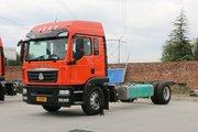 中国重汽 汕德卡SITRAK G5重卡 240马力 4X2 6.8米栏板载货车(ZZ1186M501GE1)