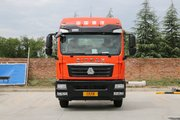 中国重汽 汕德卡SITRAK G5重卡 240马力 4X2 6.8米仓栅式载货车(ZZ5186CCYM501GE1)