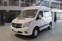 福田商务车 图雅诺E 150马力 4X2 救护车(BJ5048XJH-E2)
