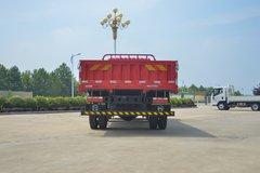凯马 方鼎 163马力 6.21米排半栏板载货车(国六)