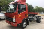 中国重汽HOWO 悍将 116马力 4X2 平板运输车(ZZ5047TPBF3315E142)图片
