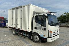 唐骏欧铃 T3系列 143马力 4.15米单排厢式轻卡(ZB5040XXYJDD6V)