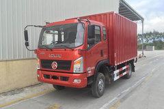 三龙龙江 160马力 4X2 4.15米排半厢式轻卡(CZW5180XXY-E5) 卡车图片