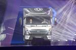 东风 凯普特星云K6-L 2020款 150马力 4.17米单排仓栅式轻卡(EQ5080CCY8BDBAC)图片
