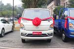 长安 跨越者D5 舒适版 122马力 4X2 3.64米单排冷藏车(SC5034XLCUFD6B2)图片