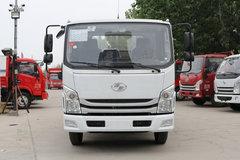 跃进 福运C300-33 115马力 4.17米单排厢式轻卡(SH5042XXYZFDCMZ4) 卡车图片