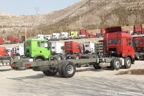 优惠1.4万HOWOTX载货车6.8米促销中