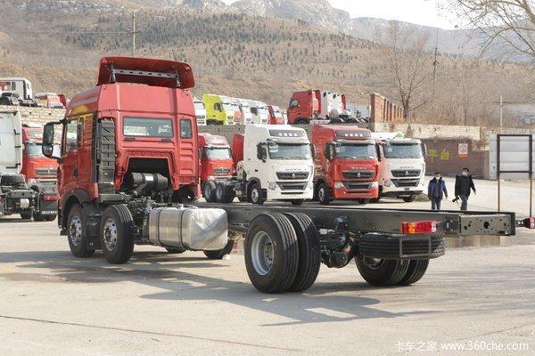 优惠0.7万嘉兴重汽HOWOTX5载货车促销中