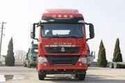 中国重汽 HOWO TX5重卡 豪华版 280马力 6X2 9.6米栏板载货车(ZZ1257M56CGE1)
