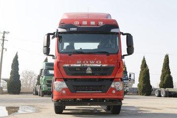 中国重汽 HOWO TX 豪华版 240马力 4X2 6.8米栏板载货车(高顶)